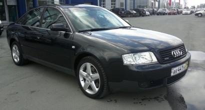 Audi A6 2.5 TDI QUATTRO