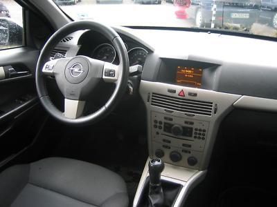 Interior Astra